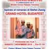Cineforum: Grand Hotel Budapest di Stefan Zweig